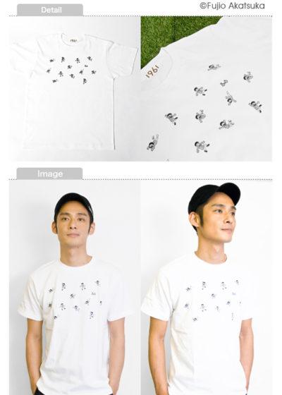 Tシャツ(おそ松くんNO.3)