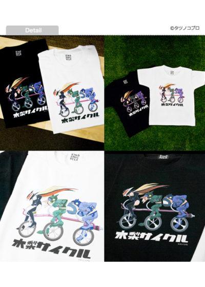 Tシャツ(ヤッターマン三悪)