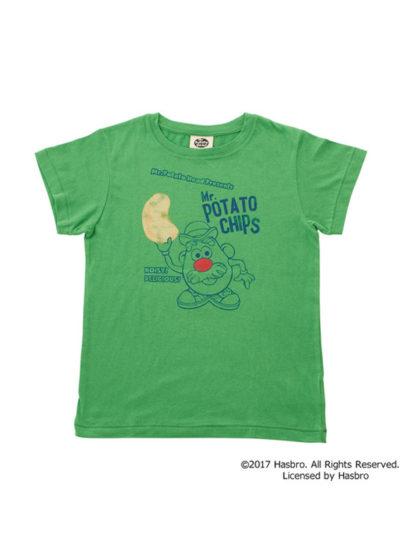 Tシャツ/グリーン