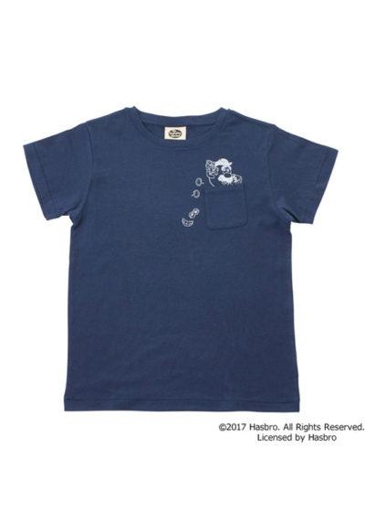 Tシャツ/ネイビー