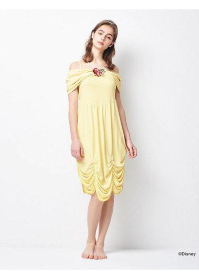 バラのプリンセスドレス