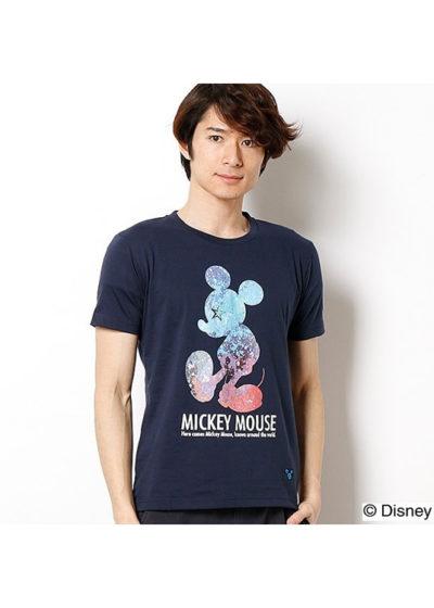ペイント風Tシャツ