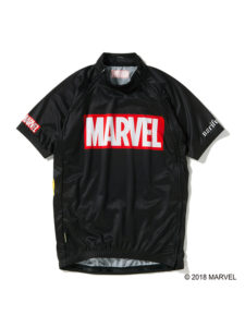 MARVEL cycling jersey(MARVELボックスロゴ)