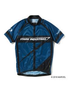 MARVEL cycling jersey(スターク・インダストリーズ)