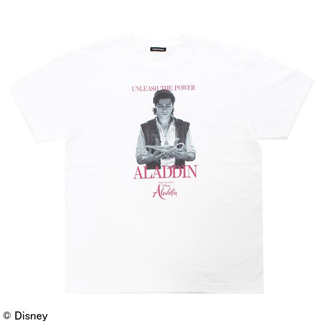 Tシャツ/アラジン