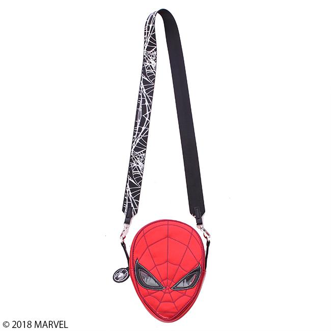 スパイダーマンバッグ